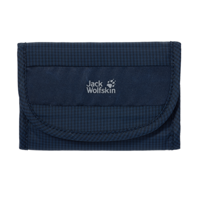 Peňaženka Jack Wolfskin Cashbag Wallet Rfid - night blue