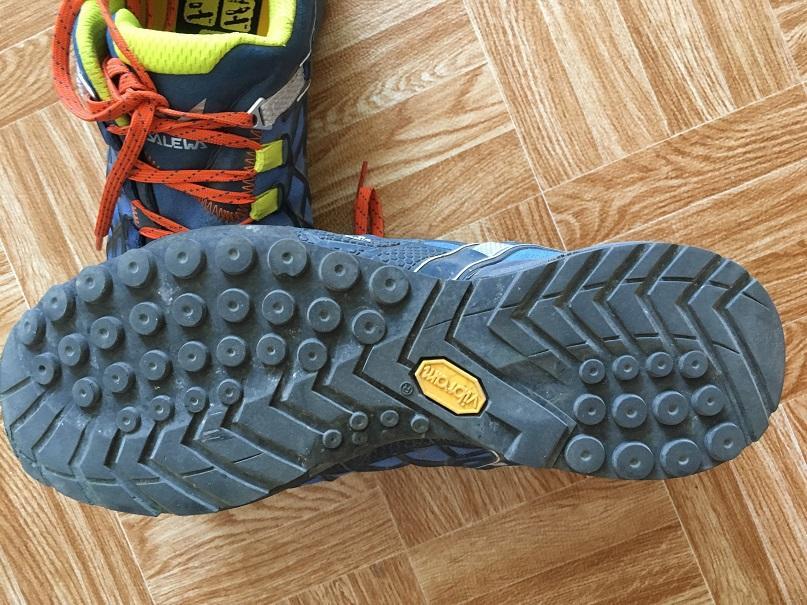 Recenzia na topánky Salewa MS Wildfire Pro  adb81e57887