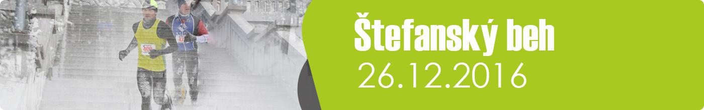 Štefanský beh 2016 - AdamSport.eu