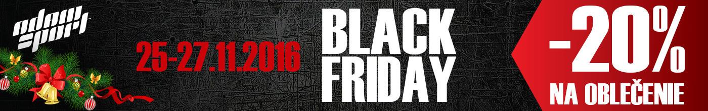 Predvianočný black friday - AdamSport.eu