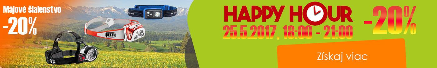 Happy hour na čelovky | AdamSport.eu