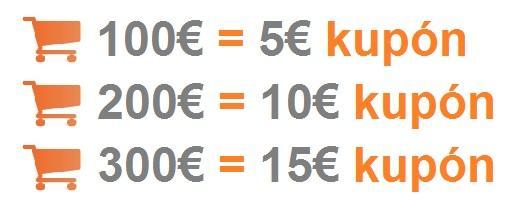 Darčekové kupóny po objednávke - AdamSport.eu