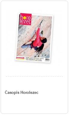 Darček k nákupu - casopis horolezec
