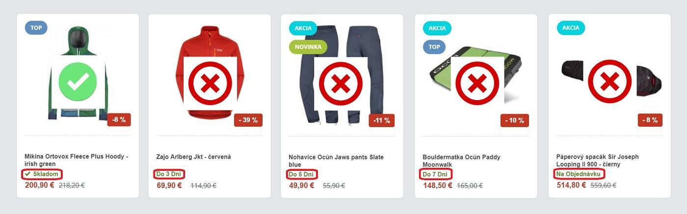 109489907dd02 akcia platí len na tovar SKLADOM! Na tovary s inou dobou dodania t.j. do 3  dní, do 5 dní, do 7 dní, na objednávku, momentálne vypredané sa zľava  nevzťahuje