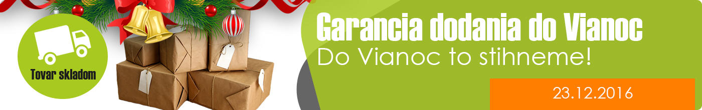 Garancia dodania do Vianoc - AdamSport.eu