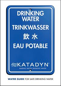 Katadyn water guide