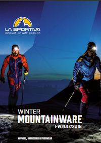 La Sportiva Mountain ware 2017/18
