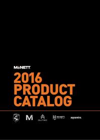 McNett katalóg 2016
