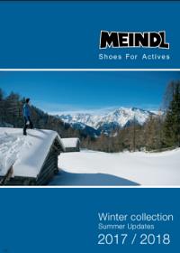 Meindl katalóg 2017/18