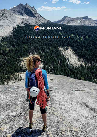 Montane 2017 katalóg