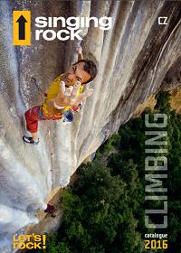 Singing Rock Climbing Katalog 2016