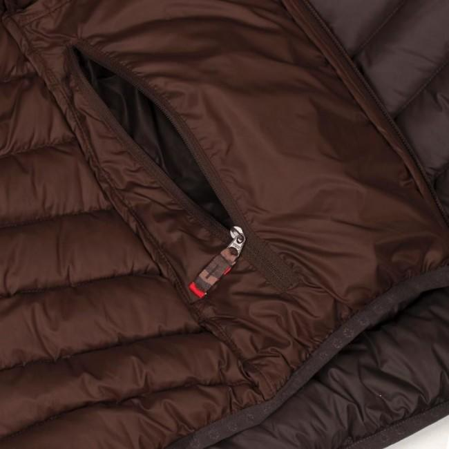 Ocún Tsunami Down Jacket Women - brown