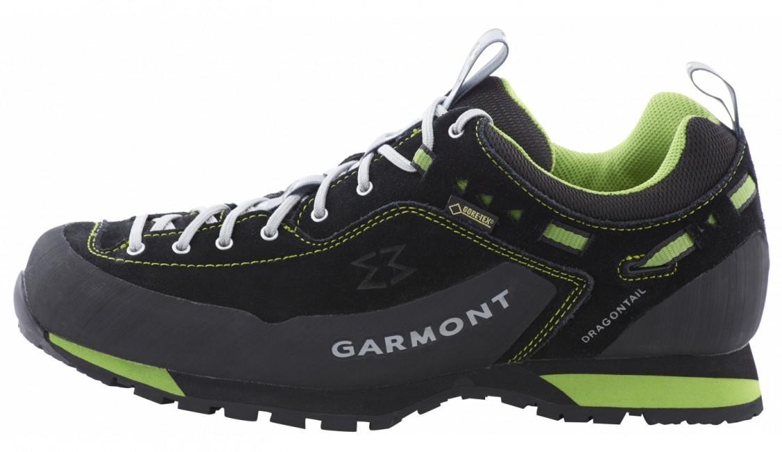 Garmont Dragontail LT GTX - Black/Green