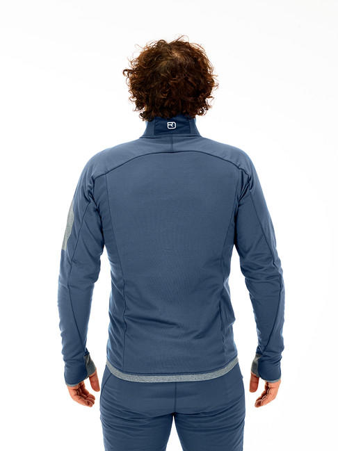 bffabb18d Bunda Ortovox Piz Roseg Jacket - irish green | AdamSPORT.eu