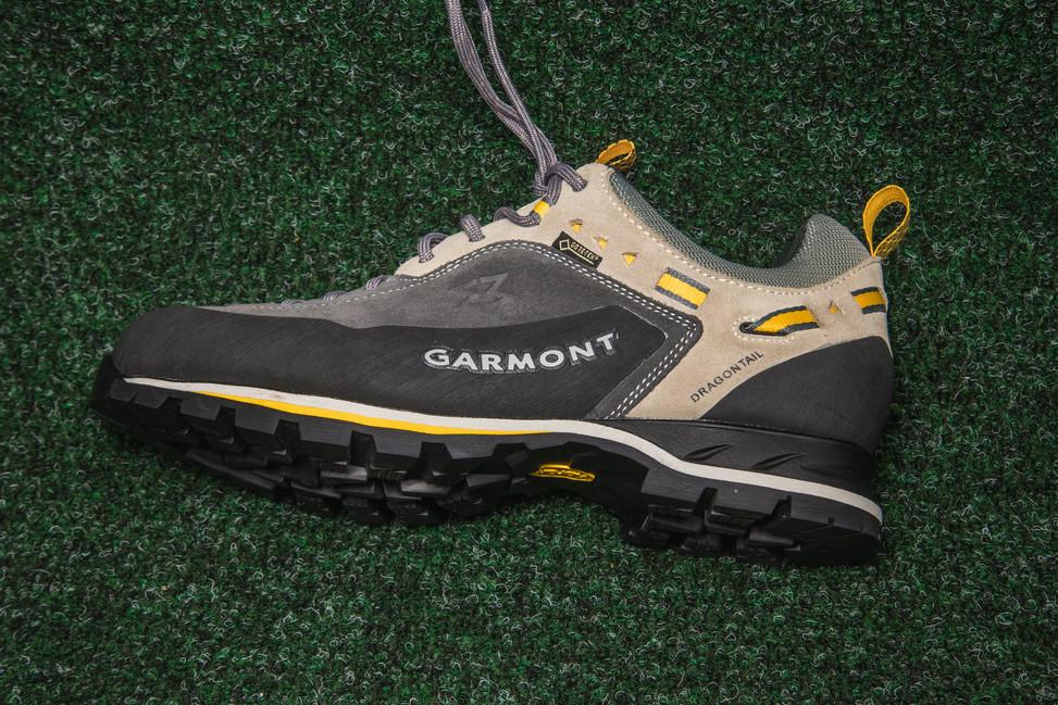 Turistická obuv Garmont Dragontail MNT GTX - shark taupe  6943cda0776