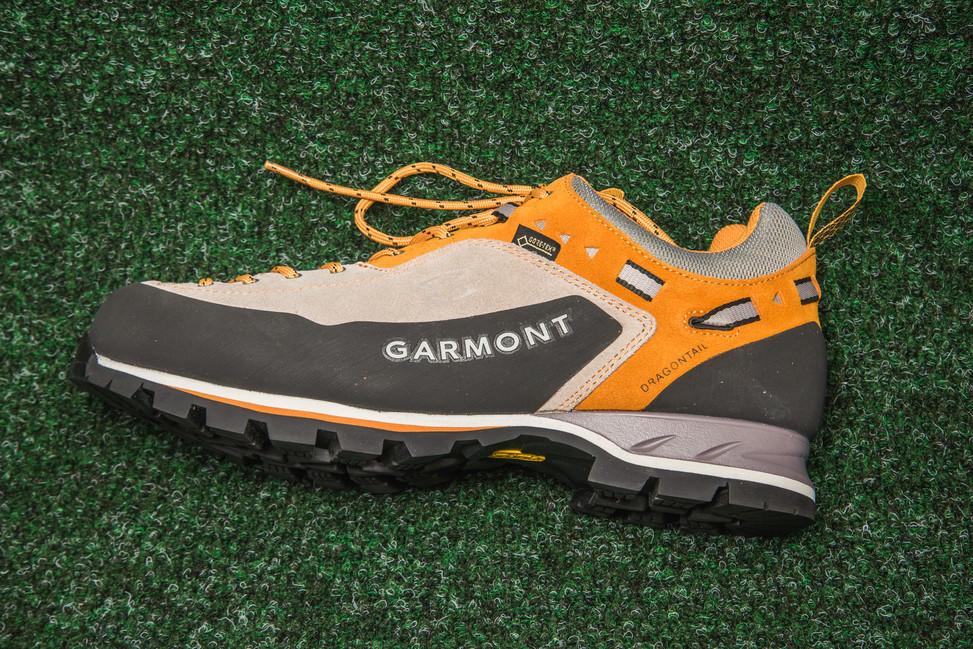 Turistická obuv Garmont Dragontail MNT GTX - warm grey ginger ... 7d8ab90239a