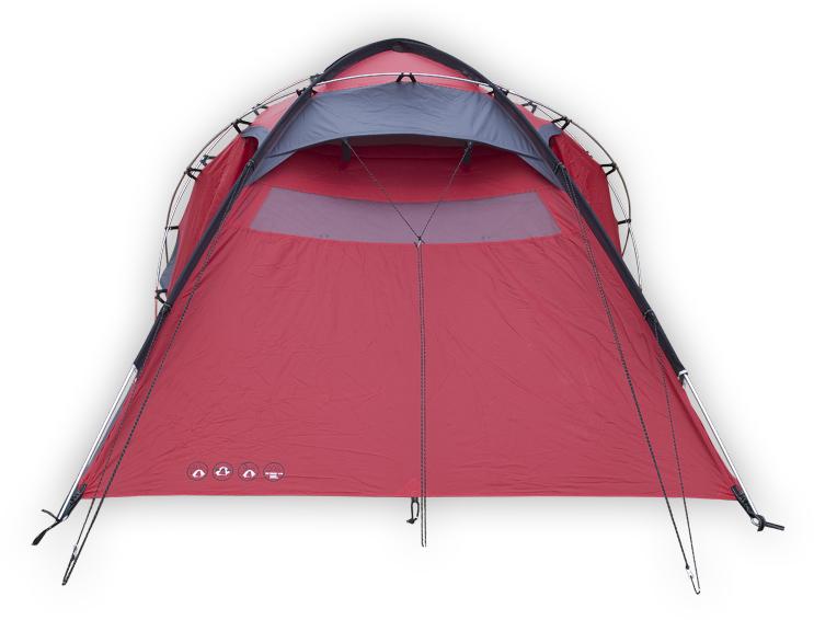 Stan Husky Extreme Felen 3-4 - červená  d954cd3175