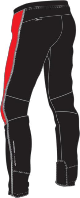 292fe0ba5878 Silvini detské športové nohavice Melito Pro