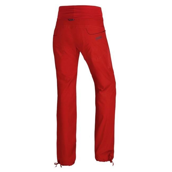 Nohavice Ocún Noya Pants - lava red  633de3d2b4