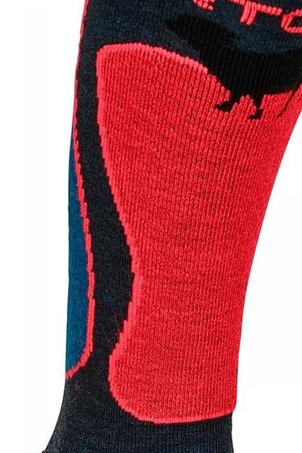 6ff9e151e6a Ponožky Ortovox W s Ski Rock n wool Socks - night blue