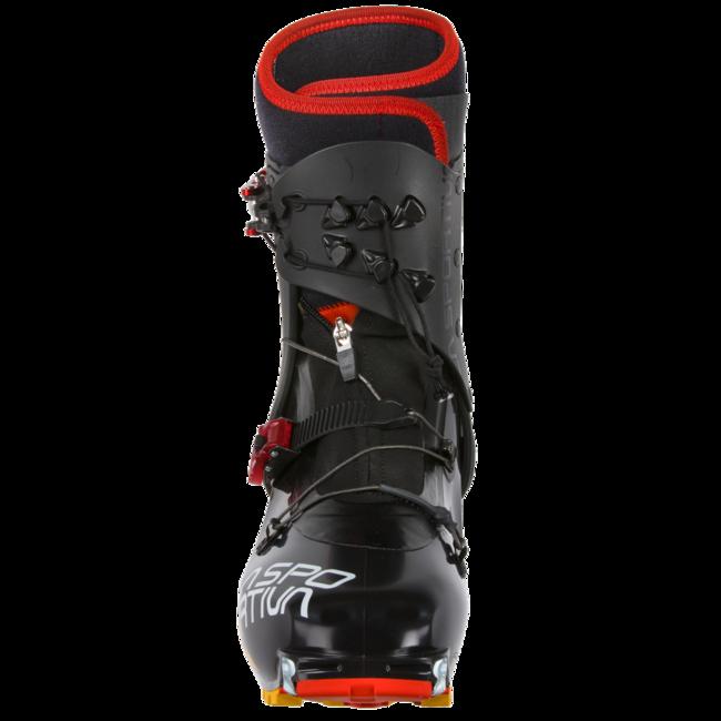 e612b2d6ca Skialpinistické lyžiarky La Sportiva Racetron - black yellow ...