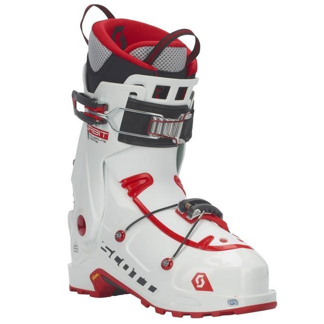 Skialpinistické lyžiarky Scott Orbit 18 19 - white white  e42b41c18c1