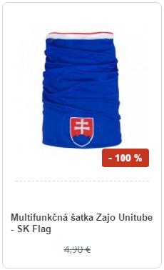 Darček k objednávke  - Zajo SK Flag