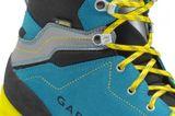 Turistická obuv Garmont Ascent GTX - aqua blue/light grey