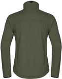 Membránová bunda Husky Mari - tm.zelená