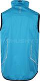 Husky Pánska softshell vesta Tony modrá