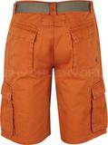 Husky Pánske kraťasy Ropy oranžová