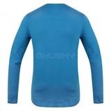 Husky Merino termoprádlo Tričko dlhé pánské modrá