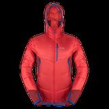 Primaloft bunda Zajo Arth Jkt - červená