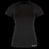 Termoprádlo Zajo Contour W T-shirt SS - black