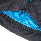 Páperová bunda Zajo Lizard Jkt - čierna