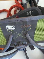 Recenzia Petzl CORAX univerzálny úväz