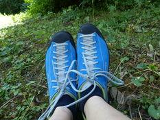 Asolo Shiver je kvalitná obuv vyrobená z hydrofóbnej kože 987546291f6