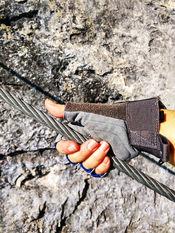 Recenzia na rukavice Black Diamond Crag Half Finger
