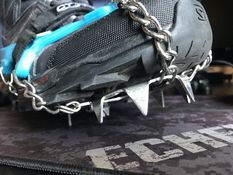 Recenzia na Climbing Technology Ice Traction Plus