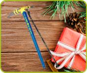 -Darčeky pre horolezcov