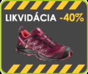 -Likvidácia obuvi