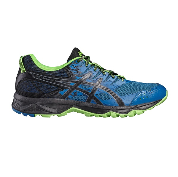 Asics Gel - Sonoma 3 - thunder blue/black/green gecko