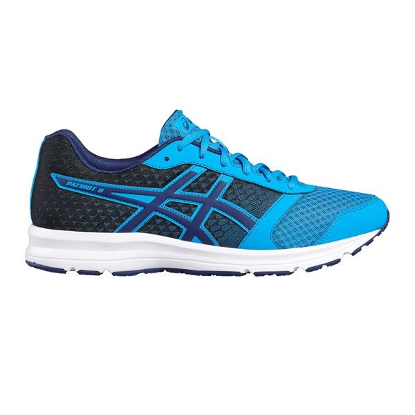 Asics Patriot 8 - imperial/indigo blue/white