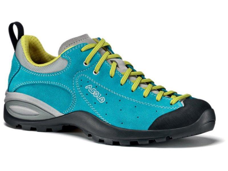 Turistická obuv Asolo Shiver GV ML - blue/peacock - 4 / 37
