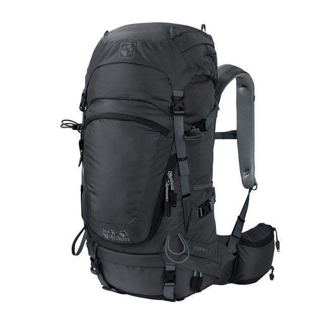 229acf3ebf Batoh Jack Wolfskin Highland Trail 42 - black