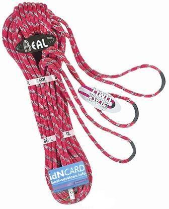 Beal Ferrata 9,4 dry cover 28m