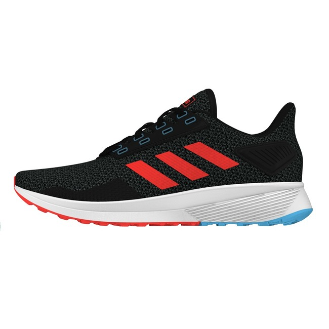 Bežecká obuv Adidas Duramo 9 - cblack/solred/grefou