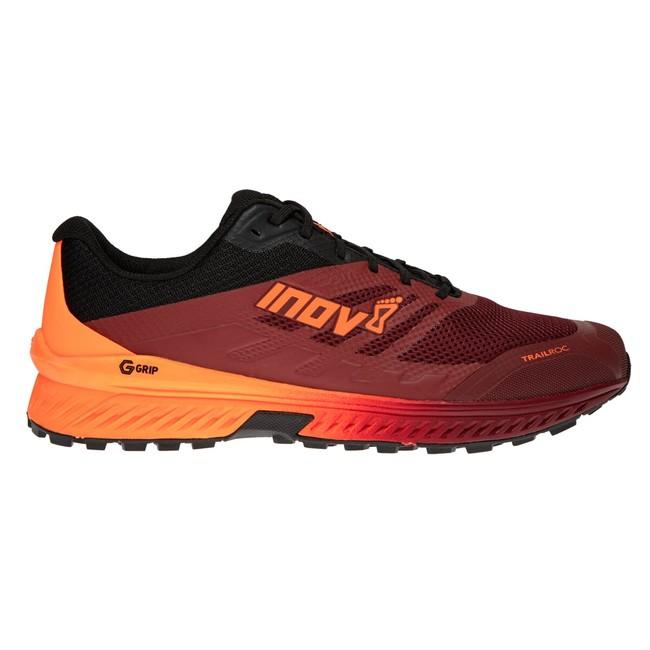 Bežecká obuv Inov-8 Trailroc 280 M - red/orange - 8 / 42