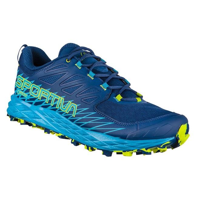 8a1f26607e7 Bežecká obuv La Sportiva Lycan GTX - indigo tropic blue