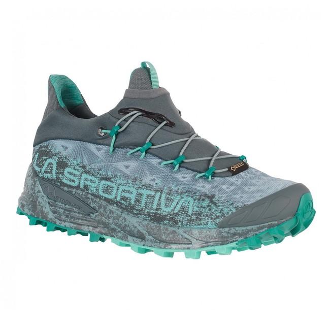 Bežecká obuv La Sportiva Tempesta GTX Women - stone blue/mint - 6+ / 39'5